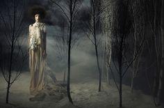 Fine Fettle: Fashion Photography: Let it Snow