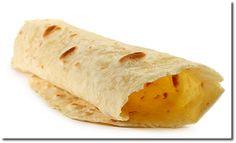 Lavash Brot in der Pfanne gebacken