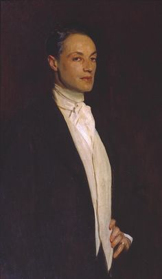 Sir Philip Sassoon by John Singer Sargent, 1923. Tate, LondonJohn Singer Sargent 'Sir Philip Sassoon', 1923