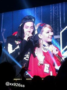 cl and gd dating 2012