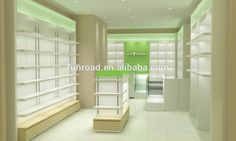 Unique Retail Pharmacy Store Furniture Display Showcase ...