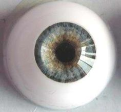 16mm acrylic doll eye #eye #doll #acrylic $8.00 #Blue