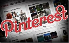Pinterest - A new and addicted social network
