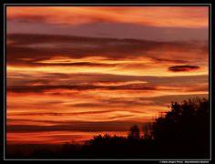 27.11.2012 - [7 Bilder] - Traumhafter Sonnenaufgang @ Gleisdorf (Oststeiermark)