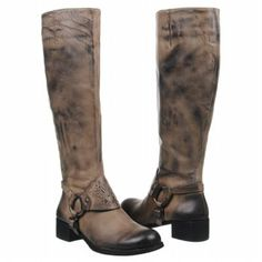 Distressed Boots: Vince Camuto Shaylee boots