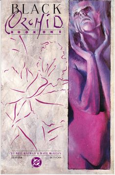 Black Orchid Comic Book One Female Superhero DC Comics Graphic Novel Neil Gaiman BRAND NEW Dave McKean 1st First edition by LifeofComics #comicbooks