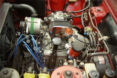 1972_Mazda_RX2_Sedan_For_Sale_Engine