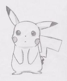 Pikachu (sad) à partir de - # # à partir de - Zeichnungen traurig - Disney Drawings Sketches, Sad Drawings, Cute Sketches, Cute Easy Drawings, Art Drawings Sketches Simple, Girl Drawing Sketches, Pencil Art Drawings, Kawaii Drawings, Art Drawings Beautiful
