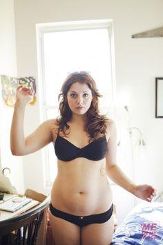 Love my body like this.