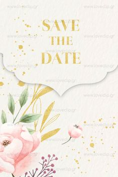 Modern wedding invitations and new printing techniques from Loveclip. Spring Wedding Invitations, Wedding Invitation Cards, Wedding Cards, Watercolor Techniques, Bridal Collection, Christening, Printing, Wedding Ecards, Wedding Invitations