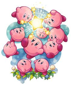 Tags: Anime, Kotorinote, Kirby Series, Kirby, No People Super Smash Bros, Super Mario Bros, Kirby Character, Game Character, Kirby Nintendo, Nintendo Games, Videogames, Kirby Games, Pokemon