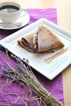 Κρέπες σοκολάτας Φτιαγμένες με ελάχιστα υλικά,θα αφήσουν τη σφραγίδα τους στη γευστική μας μνήμη!!!