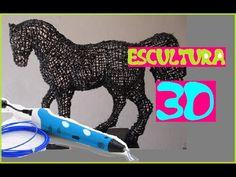 COMO HACER UNA ESCULTURA DE SILICÓN IMITACION PLUMA 3D/SEMANA DE LOS CURIOSITOS - YouTube