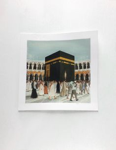 Mecca Wallpaper, Allah Wallpaper, Islamic Quotes Wallpaper, Mecca Madinah, Mecca Kaaba, Muslim Images, Motif Art Deco, Mekkah, Islamic Paintings