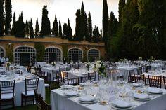 Villa La Foce  Destination Wedding in Tuscany