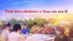 """Almighty God's Word """"In Your Faith in God You Should Obey God"""" Saint Esprit, Christian Videos, Tagalog, Believe In God, S Word, Faith In God, Decir No, Youtube, Prayers"""