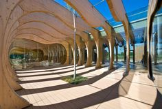 Completed in 2015 in Guastalla, Italy. Images by Moreno Maggi. MCA project won the Architectural Competition held in February 2014 for the design and build of the new School in Guastalla District (Reggio Emilia,. Reggio Emilia, School Architecture, Architecture Details, Modern Architecture, Mario, Kindergarten Interior, Kindergarten Design, Best Architects, Sustainable Architecture