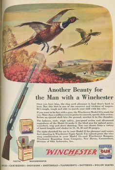 THE OLD MAN OF BLOOD MOUNTAIN: Vintage Gun Ads