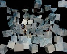 Everest. Dallas Opera. Set by Robert Brill.