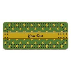 Dollar sign pattern maple cribbage board