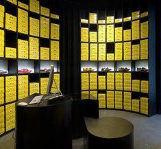 Design, concept et architecture de magasins et de boutiques