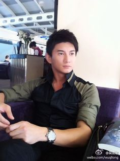 Famous Taiwan actor Nicky Wu Qilong picture (122)