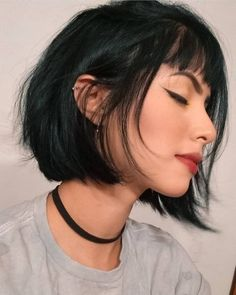 35 Hottest Bob Haircuts – Bob Hairstyle Trends To Try Now : Bob hairstyles, medium bob haircut, bob haircut short bob haircut, bob haircut with layers, bob haircuts with bangs blunt bob haircuts Short Haircuts With Bangs, Bob Haircut With Bangs, Medium Bob Hairstyles, Cute Hairstyles For Short Hair, Haircut Styles, Straight Hairstyles, Bangs Short Hair, Blunt Bob With Bangs, Pretty Hairstyles