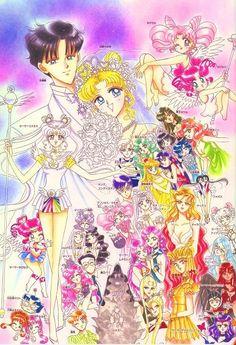 Wedding sailor