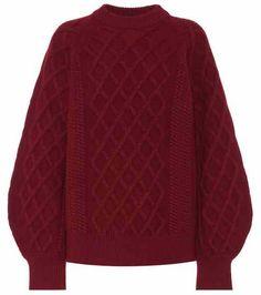 Pullover aus Wolle   Victoria Beckham