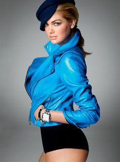 Kate Upton Appears in Vogue US November Issue, Lensed by Steven Meisel