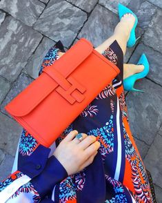 0ab167697771 Bags and Shoes. Hermes BagsHermes ClutchColourful ...