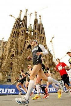 Marató Barcelona- this is my dream marathon