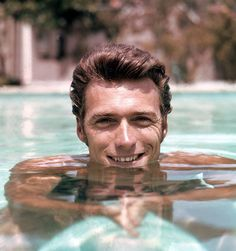 "callmecooper79: ""Clint Eastwood, early 60s """