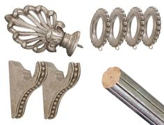1000 Ideas About Curtain Brackets On Pinterest Curtain Finials Curtain Accessories And