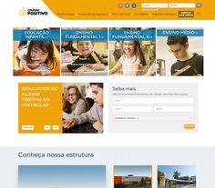 colegio positivo school website new site 2016