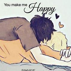 solangelo - you make me happy