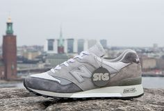 SneakerStuff x Milkcrate x New Balance. 577