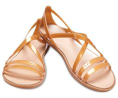 c887de2e2924 Women s Crocs Isabella Cut-Out Strappy Sandal