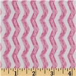 Michael Miller Out To Sea Sail Away Double Border Stripe Bloom Pink - Discount Designer Fabric - Fabric.com