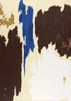 Visto Museo Thyssen 23/10/13 Clyfford Still Sin título 1965