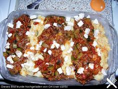 Kartoffel - Hackfleisch - Auflauf mit Feta (Rezept mit Bild)   Chefkoch.de
