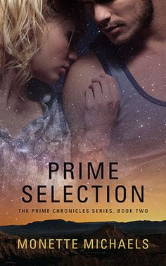 New Print Cover for Prime Selection. Print book coming in February 2015.