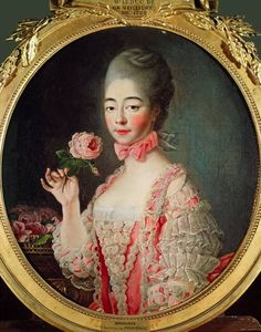 """""""Marie-Josephine Louise de Savoie (1753-1810) Comtesse de Provence"""""""