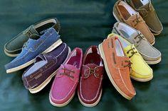 Samello-Tropical-2013Deckshoes-Lona-Coloridos