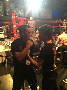 My first face off and it was with UFC Superstar Vik 'The Spartan' Grujic at AFC 11
