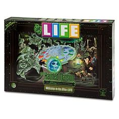 The Game of Life® The Haunted Mansion® Disney Theme Park Edition