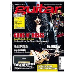guitar Ausgabe 10/2011, 5,90 €