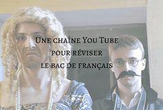 Une chaîne You Tube pour réviser le bac de français