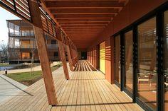 Unité de soins de longue durée de 120 lits et locaux de supports, Chambéry, Savoie, France