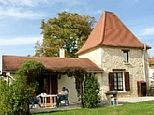Holiday Cottages in Saint-Aubin-de-Cadelech, Nr. Eymet, Dordogne, Aquitaine, France FR21197